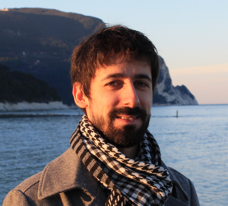 Emanuele Storti Eurodoc EOSC Officer & Open Science Ambassador